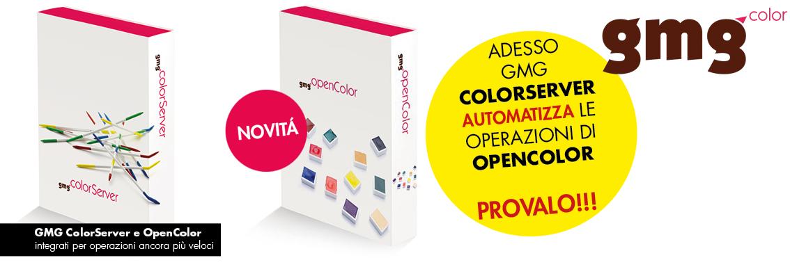 nuova tesea gmg epson colorproof opencolor 8